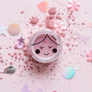 Dusty Pink Natural Children's Play Makeup Blush No Nasties