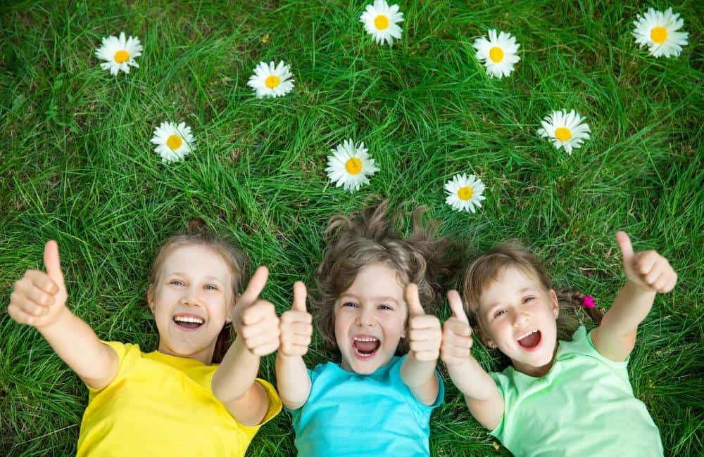 The Importance of Positive Self-Esteem for Kids