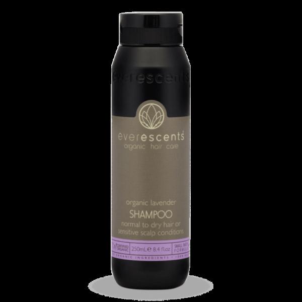 EverEscents Organic Lavender Shampoo 250 ml