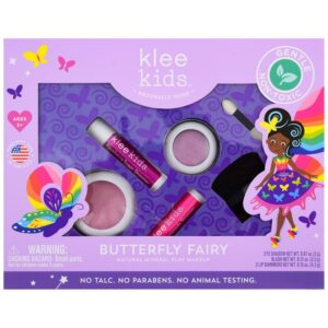 Butterfly Fairy Klee Kids Play Makeup